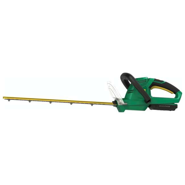 """WE-HT-967701601-U-A Weed Eater  16"""" Dual Action Hedge Trimmer with Battery/Charger  