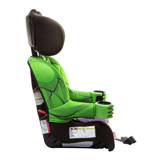 6 x KE-3001HLK Kids Embrace Marvel Avengers Incredible Hulk Combination Car Seat  (6 Pack) 3