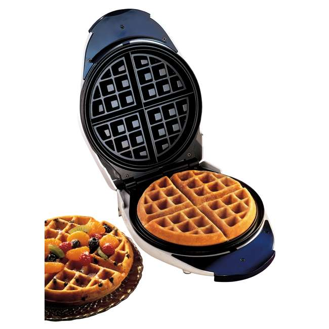 26500Y Proctor-Silex Belgian Style Waffle Maker | 26500Y  8