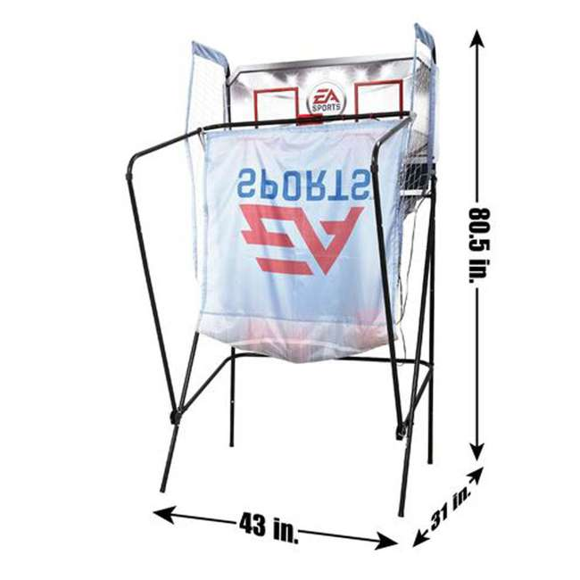 1658127 EA Sports 2-Player Indoor Basketball Arcade Game 3