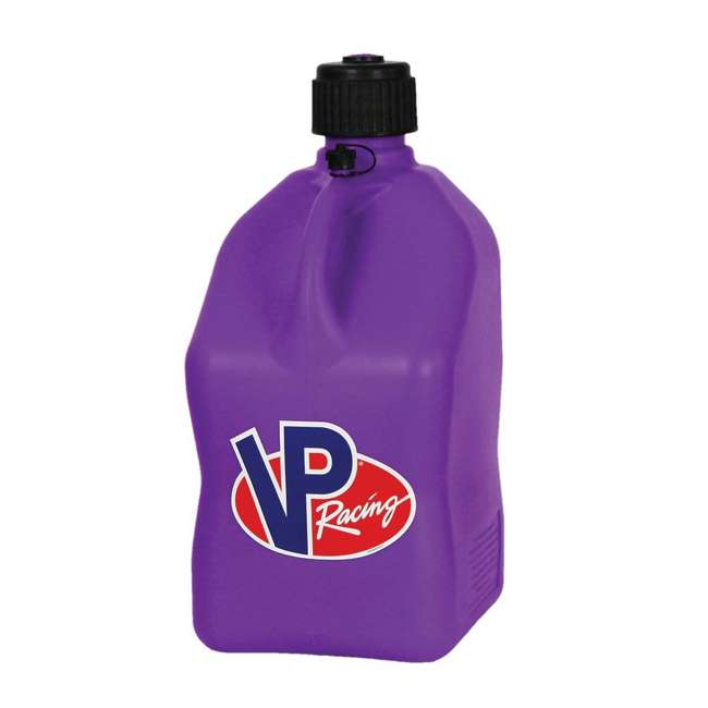 4 x 3592 + 3044B VP Racing 5 Gallon Motorsport Racing Fuel Gas Can (4 Pack) w/ 14 Inch Hose Kit 1
