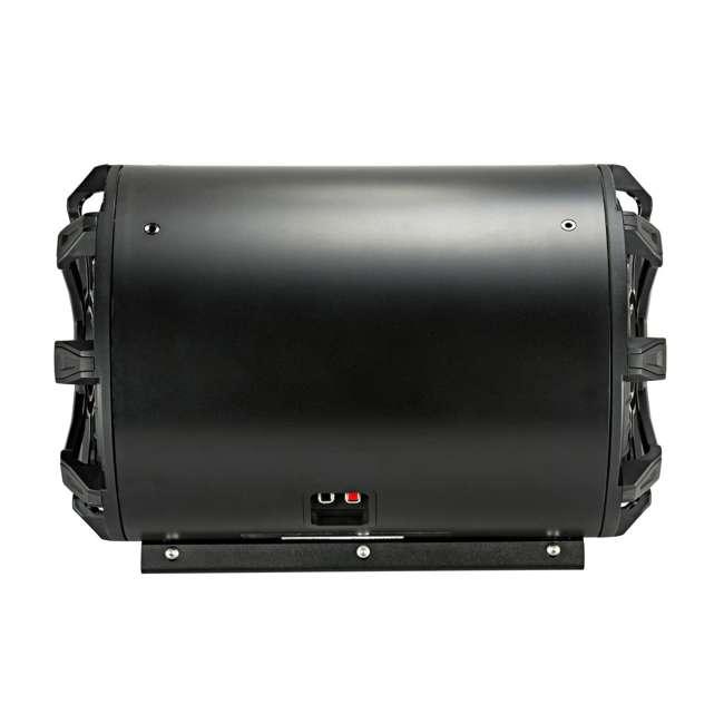 46CWTB102 KICKER CWTB 10-inch Ultra Deep Mounted Tube Speakers, Black 1