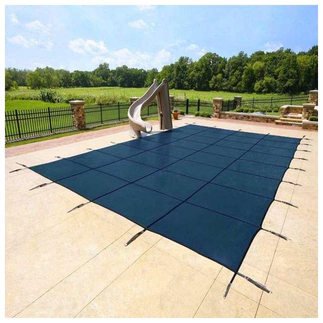 DU18365-BLUE Yard Guard Deck Lock 18 x 36 Feet Pool Safety Cover 1