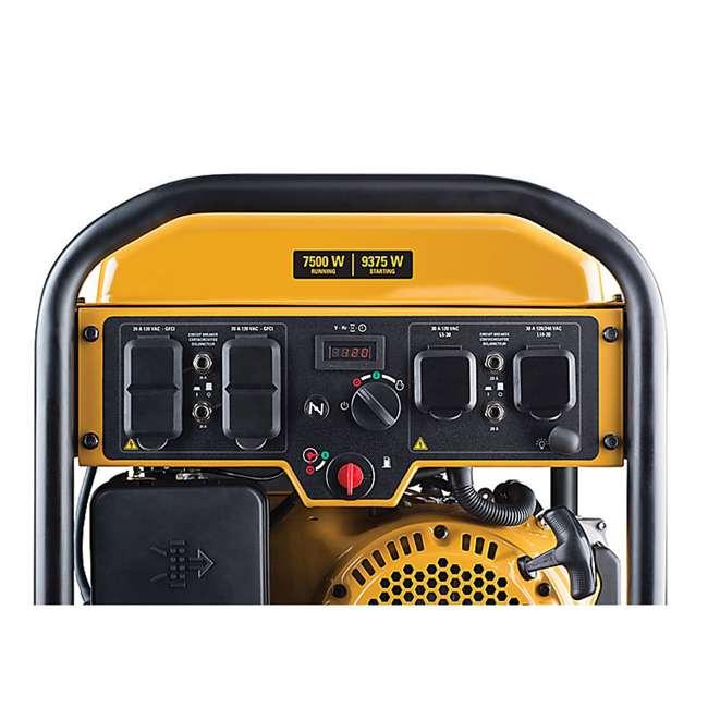 CAT-490-6491 RP7500 E Portable Generator  3