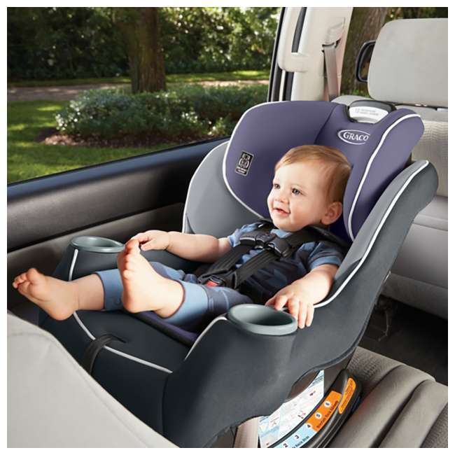 2021604 Graco 2021604 Sequence 65 Convertible Car Kids Seat with Washable Cover, Anabele 3