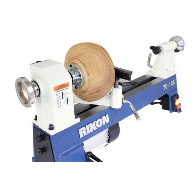 70-105 RIKON Power Tools 10 by 18 Inch Mini Lathe 1