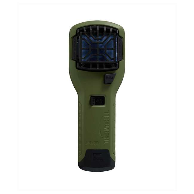 MR300G Thermacell MR300G Cordless Portable Mosquito Insect Bug Repellent, Olive Green