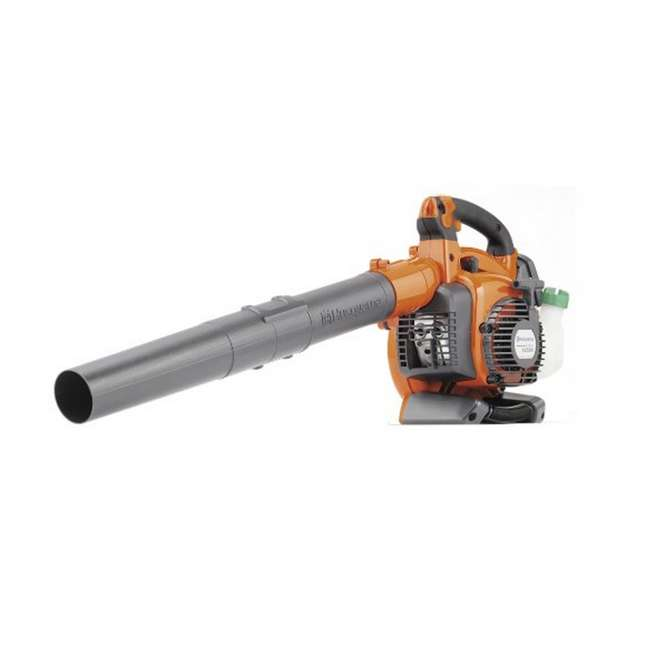HV-BL-952711902-U-B Husqvarna 125BVx 28cc 2 Cycle Gas Powered 170 MPH Lawn Blower Vacuum (Used) 7
