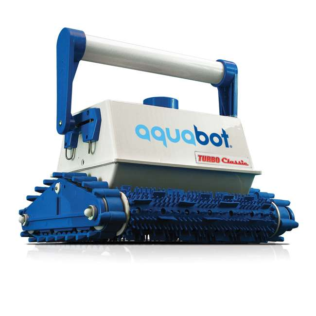 ABT-TURBO-OB Aquabot Turbo Classic In-Ground Robotic Swimming Pool Cleaner (Open Box)