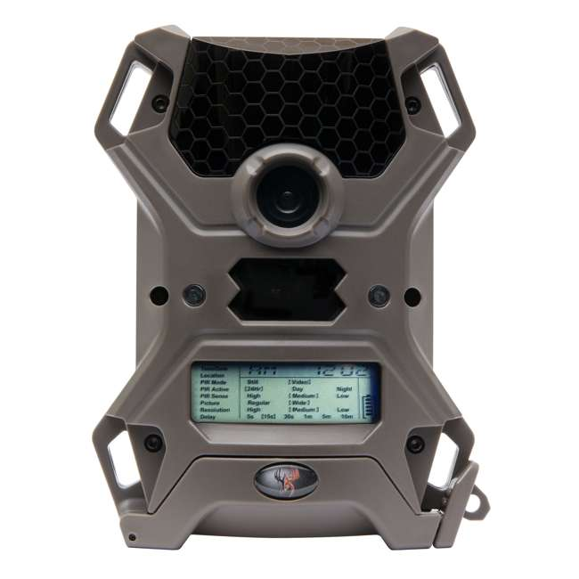 WGI-CM0498 Wildgame Innovations Vision 14 Lightsout 14MP Camera (2 Pack) 5