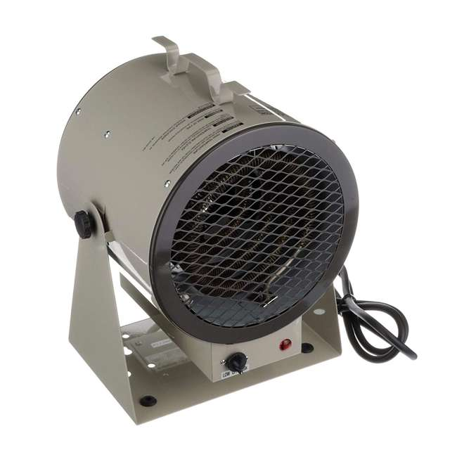 HF684TC TPI Corporation HF684TC 4000W Portable Fan Forced Air Heating Portable Heater 3