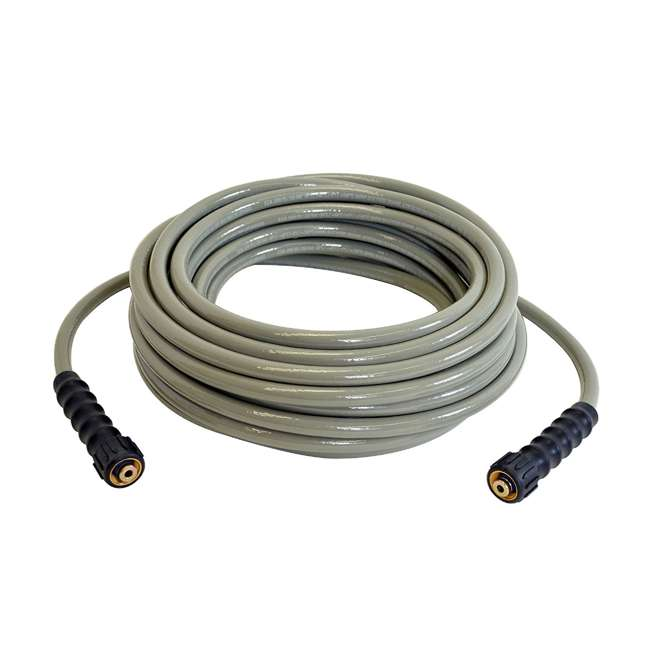 SMPSN-AC-40226-U-B Simpson Cleaning M22 3700 PSI Cold Water Pressure Washer Hose, 50 Feet (Used)
