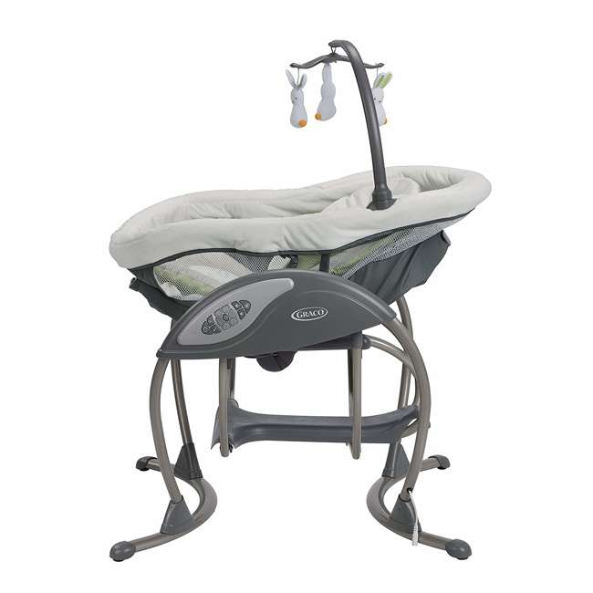 1924836 Graco 1924836 Dreamglider Baby Infant Nusery Gliding Rocking Swing, Rascal 2