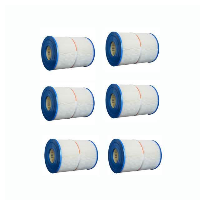 6 x PA25 Pleatco Advanced PA25 Pool Replacement Filter Cartridge (6 Pack)