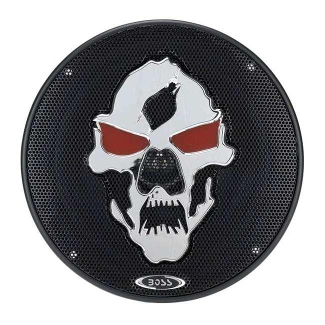 SK65 Boss Skull SK65 6.5-Inch 400W Component Speakers (Pair) 1