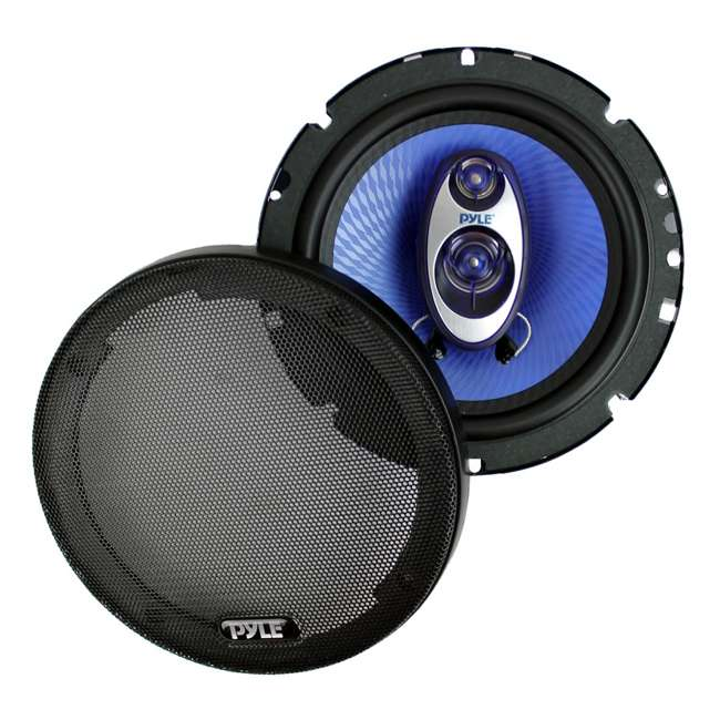 8 x PL63BL Pyle PL63BL 6.5-Inch 360W Three-Way Speakers (16 Pack) 7