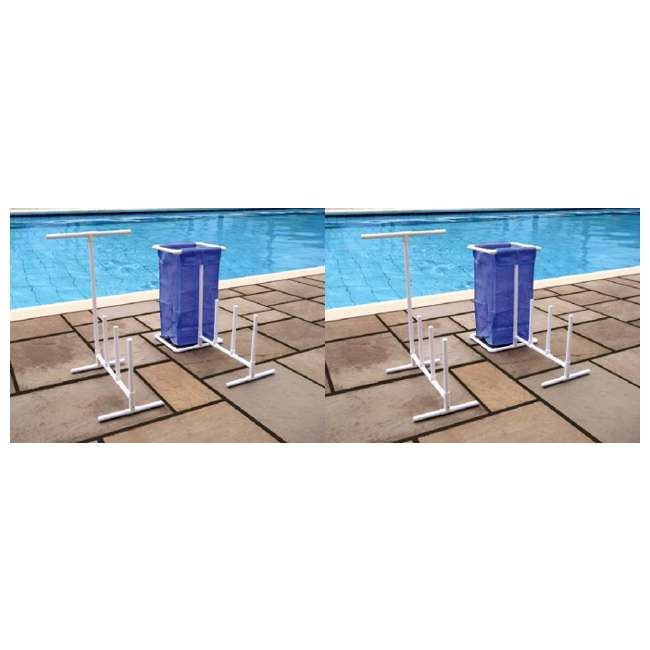 8903 Hydrotools 8903 Poolside Organizers (Pair)