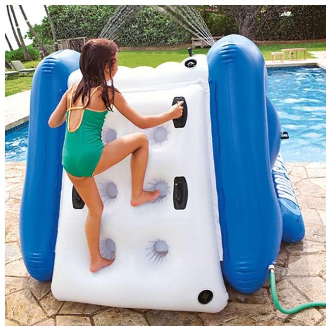 Inflatable Slide Pool Tesco: Kool Splash Inflatable Pool Water
