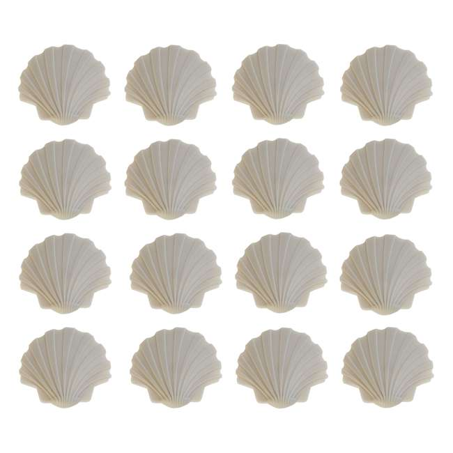 DCPKG12-SS-U-A Yard Guard Pool Safety Cover Brass Plug Shell Deck Decor (12 Pack) (Open Box)