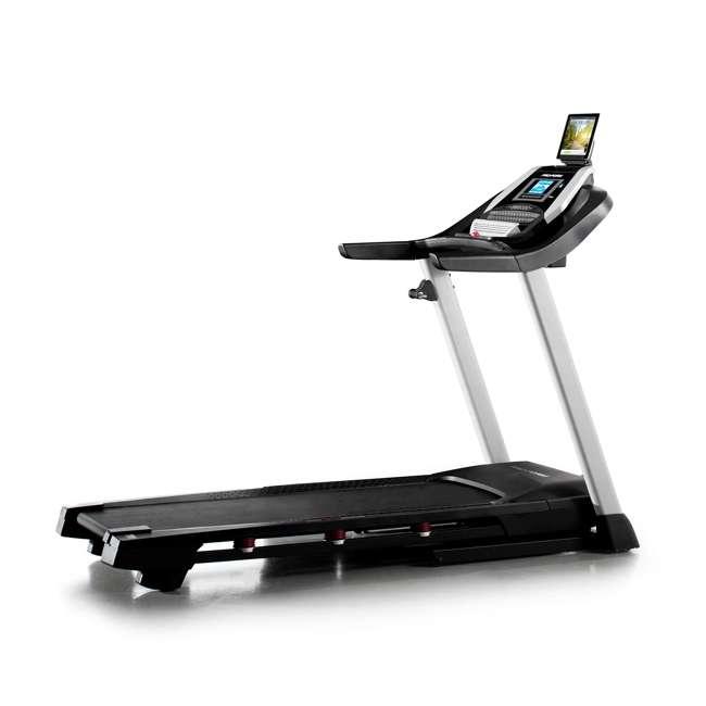 PFTL10916 + WAWkB2017 ProForm 905 CST iFit Folding Treadmill + Weider PowerBell 20 Pound Kettlebell 1