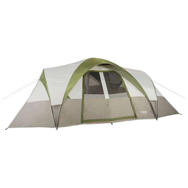 9303018 Wenzel Mammoth 16-Person Family Camping Tent (2 Pack) 1