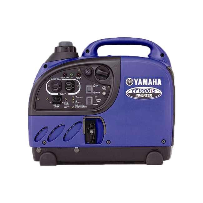 EF1000iS Yamaha EF2400iSHC 1000-Watt Portable Inverter, Blue