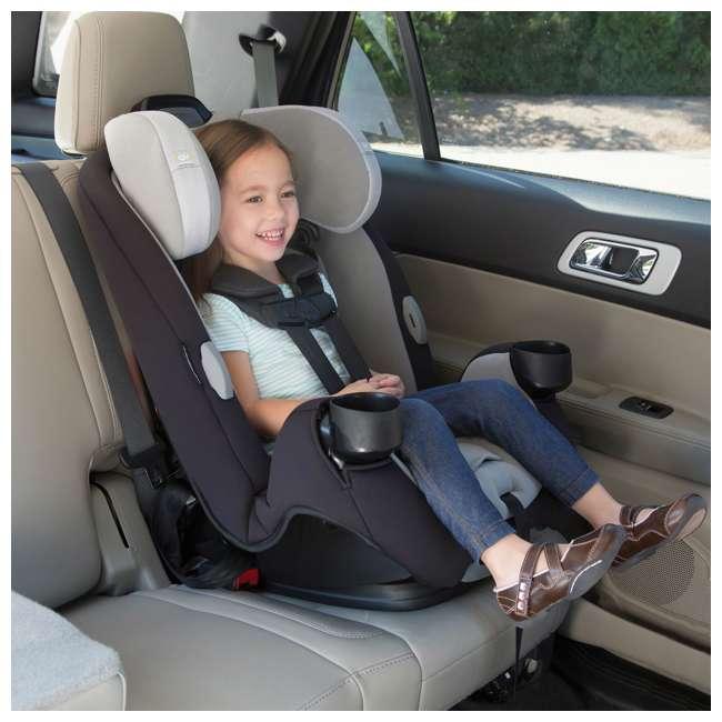 CC190DXT Safety 1st Grow & Go EX Air 3-in-1 Car Seat, Silverbury Ash 2