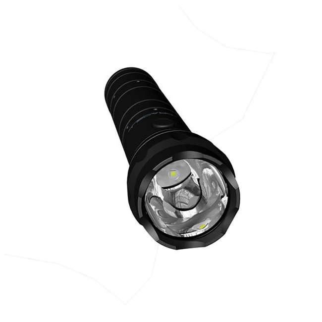 FL-ALSB2(New Box) HydraCell FL-ALSB2 Torch All Purpose Aluminum Flashlight with Fuel Cell, Black 7