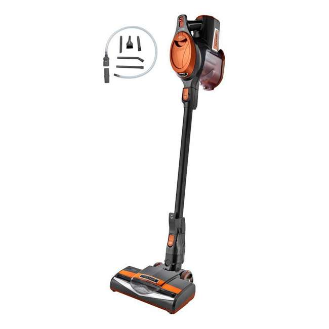 HV302_EGB-RB-U-B Shark Rocket Vacuum Cleaner + Car Detail Kit (Certified Refurbished) (Used)