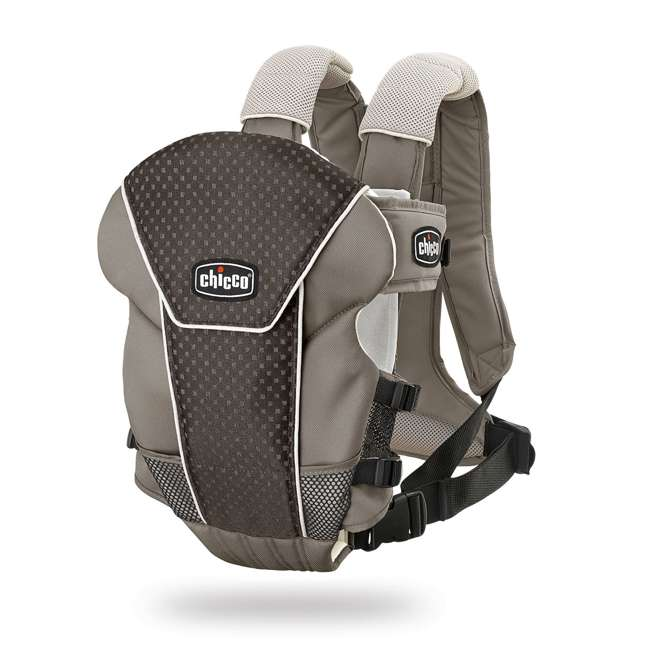 chicco ultrasoft magic baby carrier  shale   chi