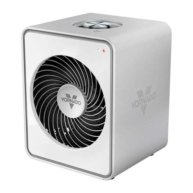 VMH10-WHITE Vornado Personal Vortex Circulation Metal Heater