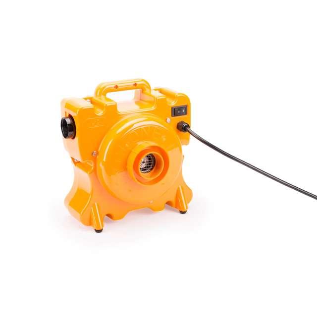 ARSPY-4128100P Air Supply 4128100P 3 HP 120 Volt 14 Amp Cyclone Spa Air Blower