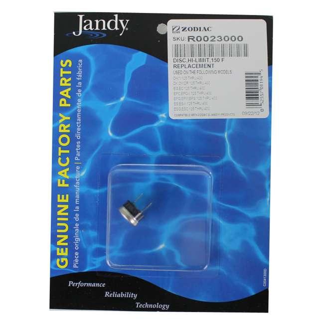 R0023000 Jandy R0023000 Heater Hi-Limit 150F Switch  2