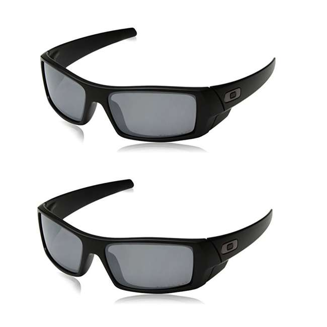 12-856 Oakley Men's Gascan Polarized Sunglasses (2 Pack)