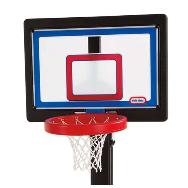 632594-U-C Little Tikes Play Pro Kids Play Toy Portable Basketball Hoop Set (For Parts) 2