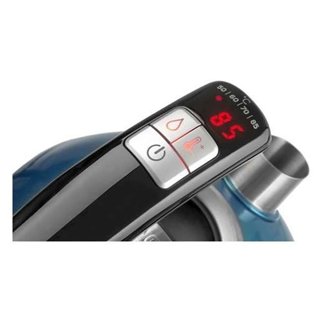 SWK1571BL-NAB1 Sencor SWK 1571BL 1500 Watt 5 Temp Electronic Tea Kettle with LED Display, Blue 2