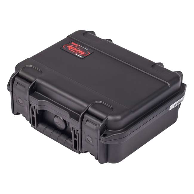 3i-1209-4B-E SKB Cases iSeries 12094B Military Standard Empty Waterproof Case, Black 3