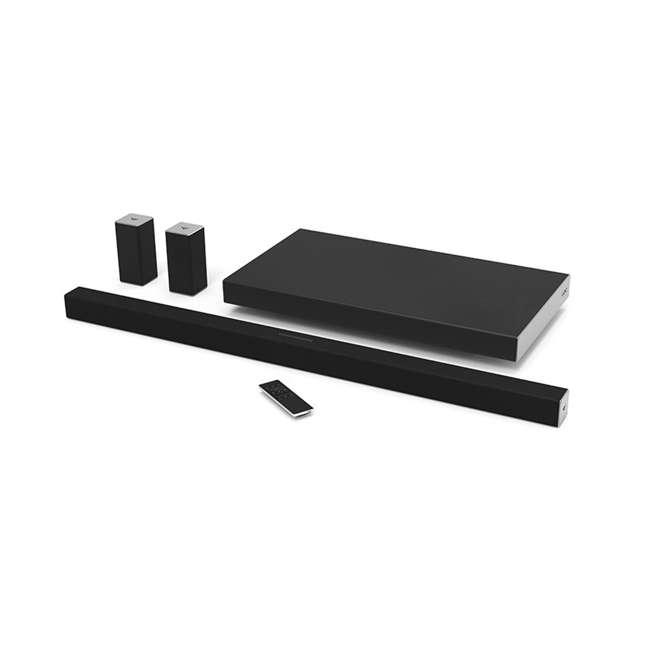 SB4551-D5B-RB VIZIO SmartCast 45 Inch 5.1 Sound Bar (Certified Refurbished)