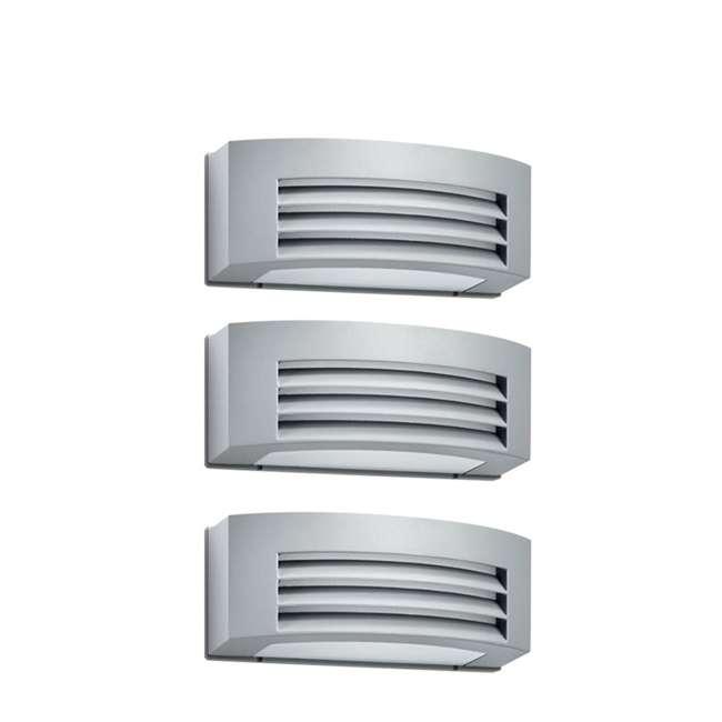 3 x PLC-171058748 Philips 24-Watt 1-Light Outdoor Wall Mount Light Fixture (3 Pack)