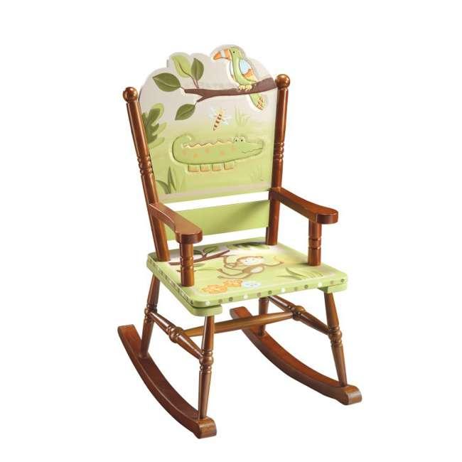 G85401 Guidecraft Papagayo Rocking Chair 1