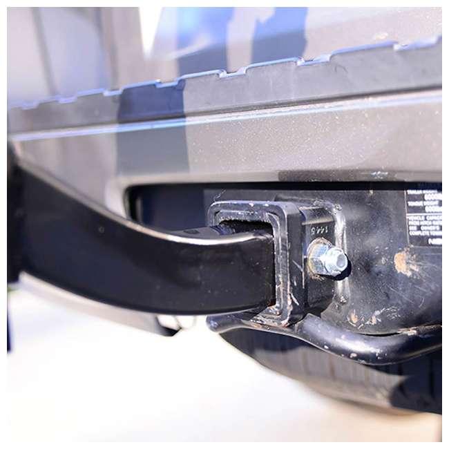 542RR-R-U-A Allen Sports Deluxe 4 Bike Storage Rack Hitch for Back Bumper (Open Box)(2 Pack) 6