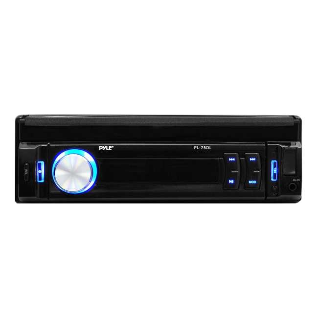 PL75DL Pyle PL75DL 7-Inch Lcd TouchScreen Usb/sd Aux Receiver 2