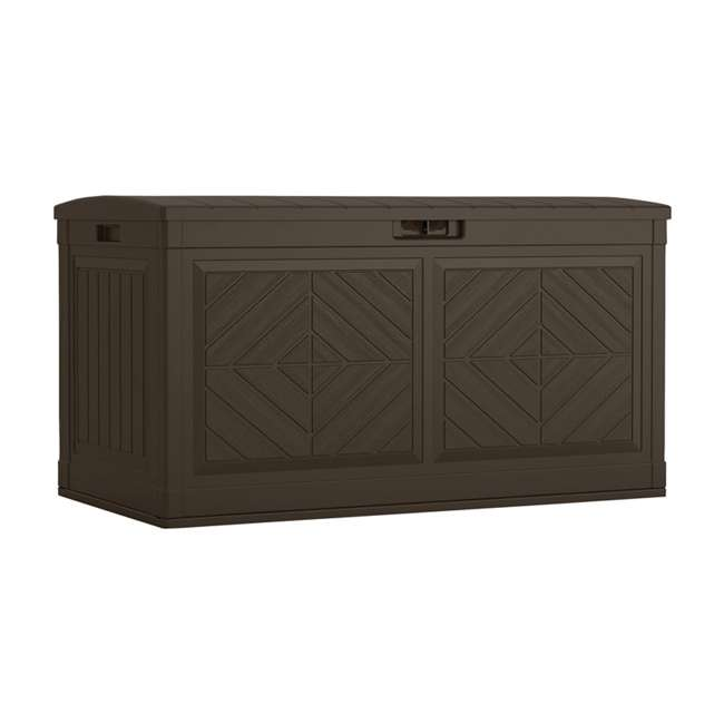 BMDB80J 80-Gallon Deck Box, Java (2 Pack) 1