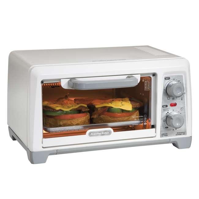 31119 Proctor Silex 4-Slice Toaster Oven | 31119  3