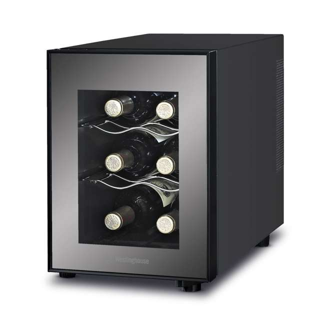 Electric Wine Cellar : Westinghouse bottle thermal electric wine cellar