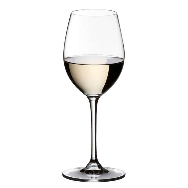 6416/33 Riedel Vinum Crystal Sauvignon Blanc/Small Dessert White Wine Glass (2 Pack) 1