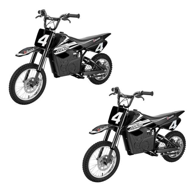 15165001 Razor MX650 Electric Dirt Rocket Bike (2 Pack)