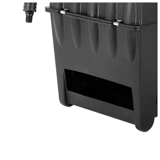 LEG-L8306FZ Flexzilla Retractable Air Hose Reel with 3/8-Inch x 75-Foot Hose 4
