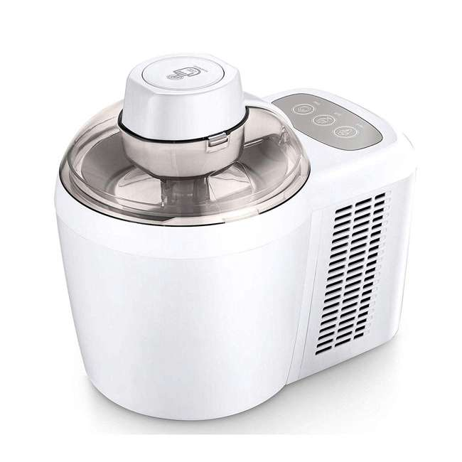 K45559202000_EGB-RB Cooks Essentials 1.5 Pt Electric Ice Cream Maker Machine (Certified Refurbished)