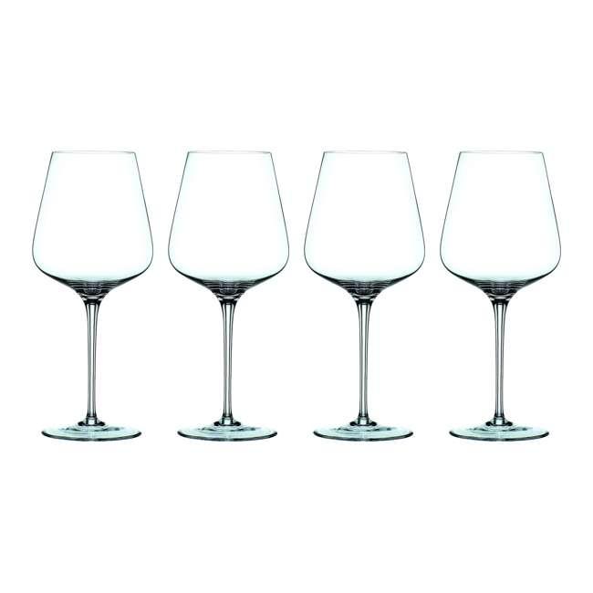 98076 Riedel Nachtmann ViNOVA 27 Oz. Dishwasher Safe Crystal Red Wine Glass (4 Pack) 1